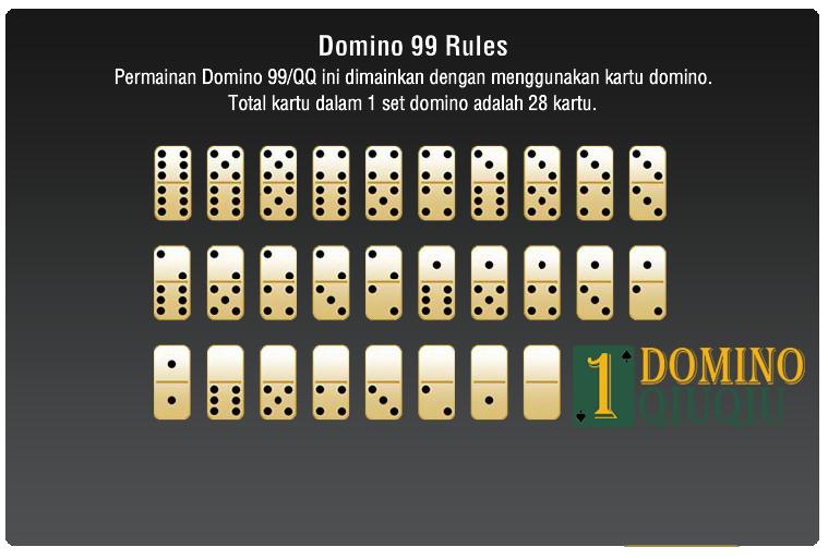 cara bermain domino99